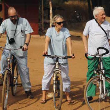 Einsatz in Burkina Faso