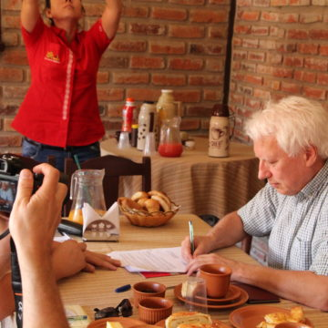 Kooperationsvertrag mit San Jose de Chiquitos in Bolivien